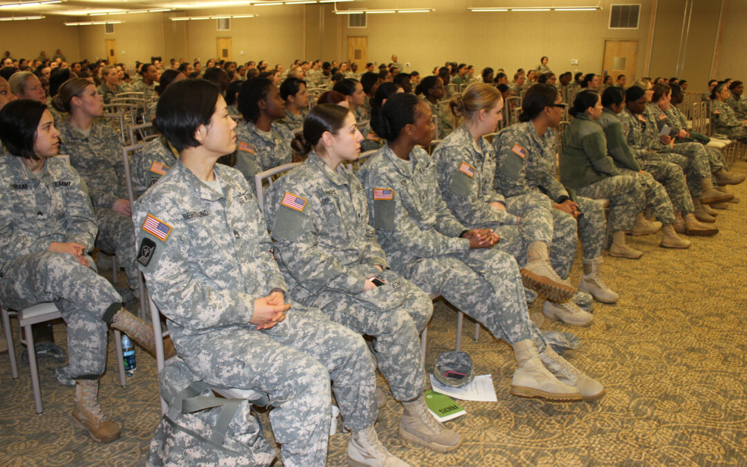 Study: Civilian-Heavy Army Workplaces at Lower Risk for Sexual Harassment, Assault