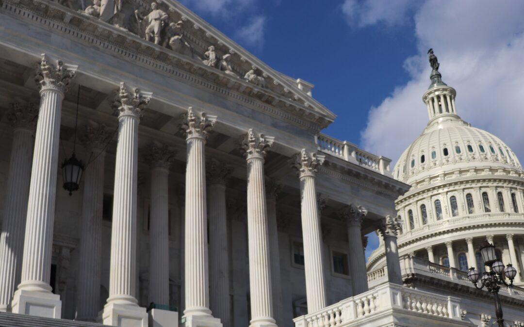 House Passes Stopgap Spending Bill, Votes to Suspend Debt Limit