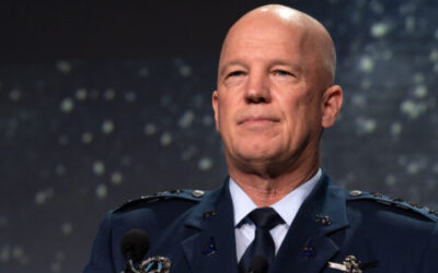 Space Chief Raymond Says Military's Space Entities Are Now on Same Page