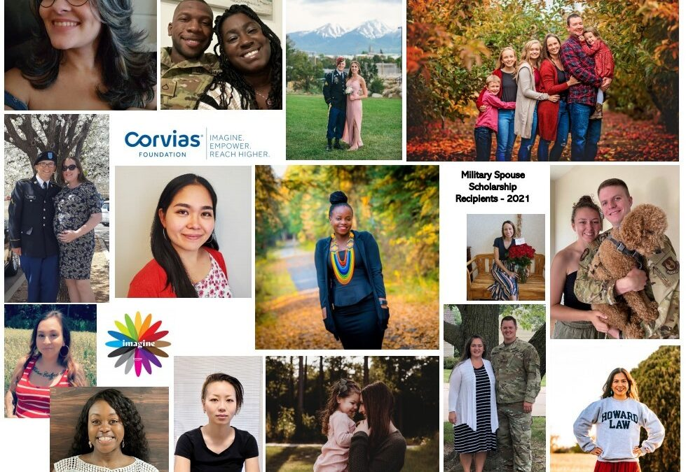 Corvias Foundation Gives Scholarships to 16 Military Spouses