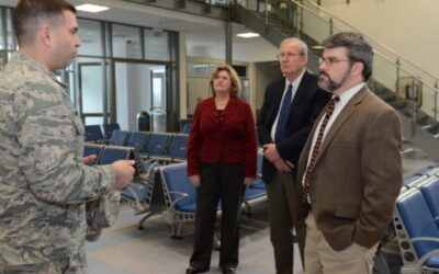 Conger Calls DOD Climate Plan a 'Mature' Strategy that Builds on Past Work