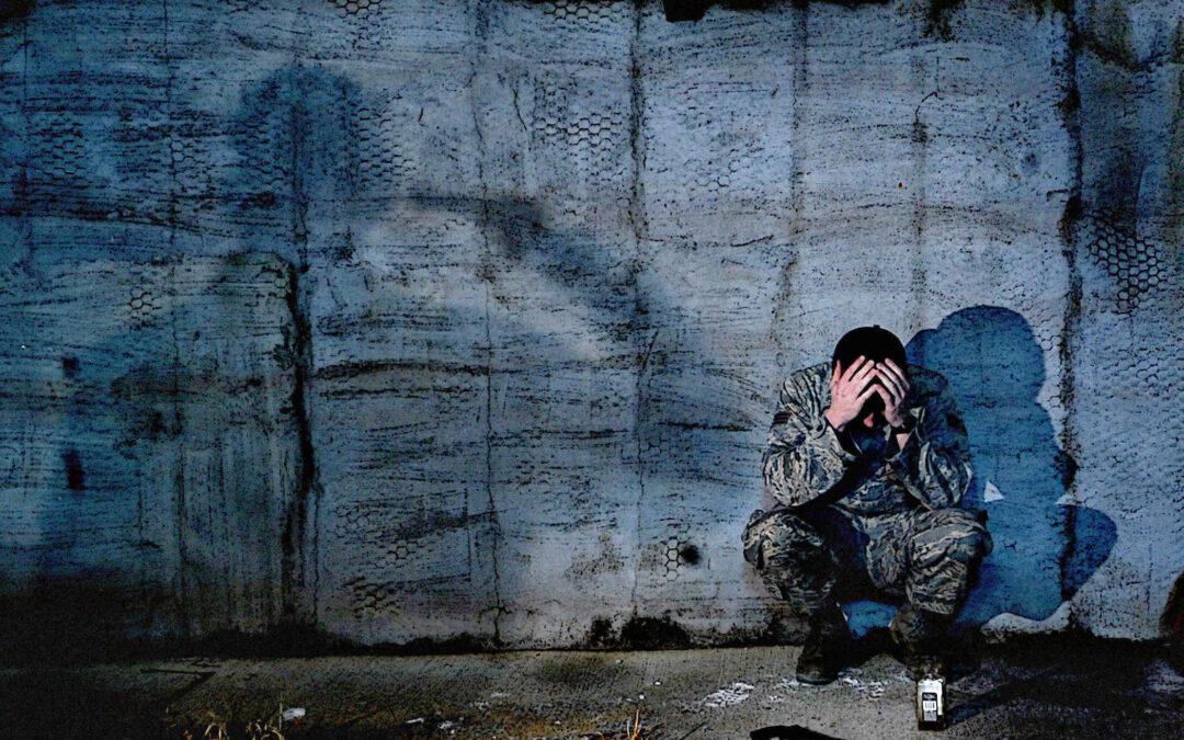 Service Member Suicide Up 15% in 2020