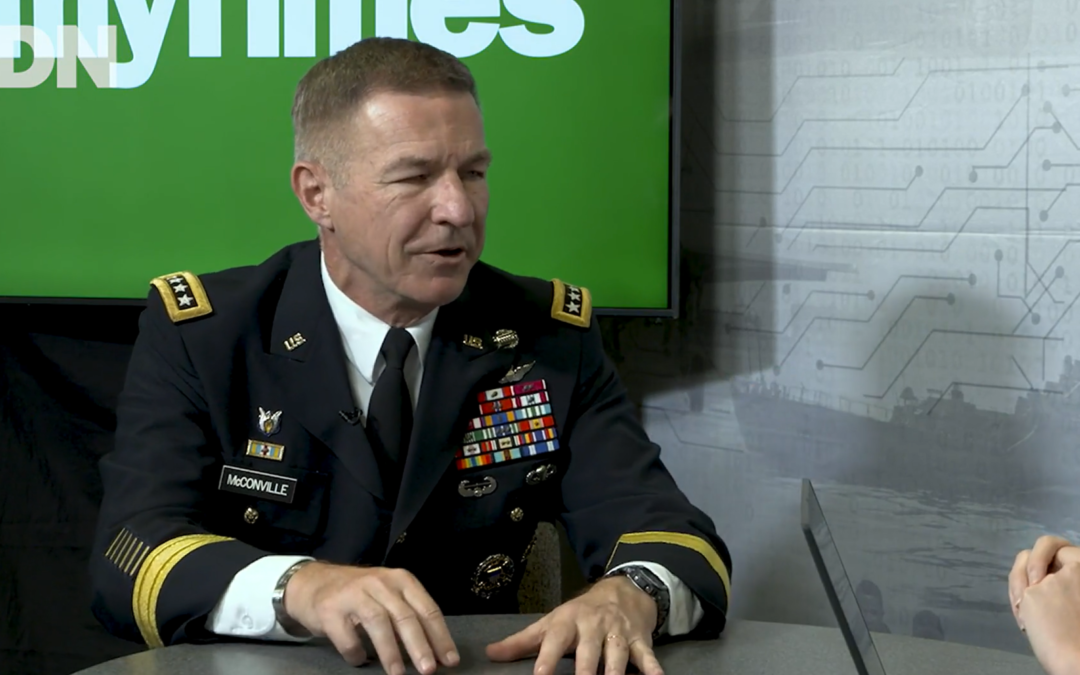 Supply Chain Challenges Won't Delay Army Modernization, McConville Says